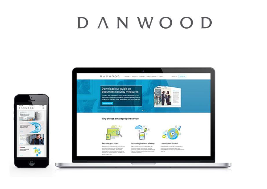 Danwood Website Transformation