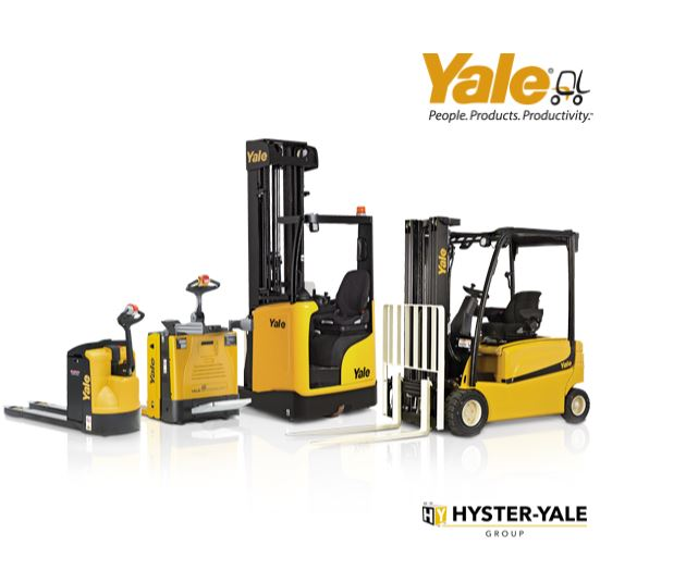 Hyster Yale Vehicle Artwork and Building Signage Project