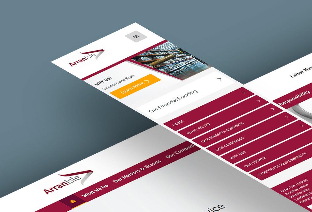 user friendly web design