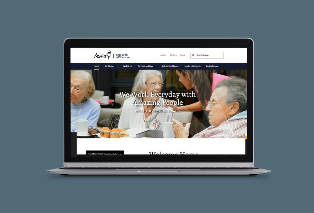 Website Refresh Design