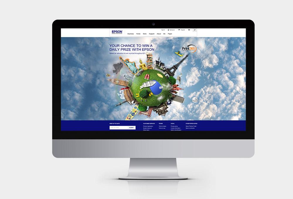 engaging website design