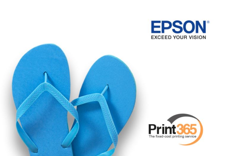 Epson UK Sales Incentive Website Redesign