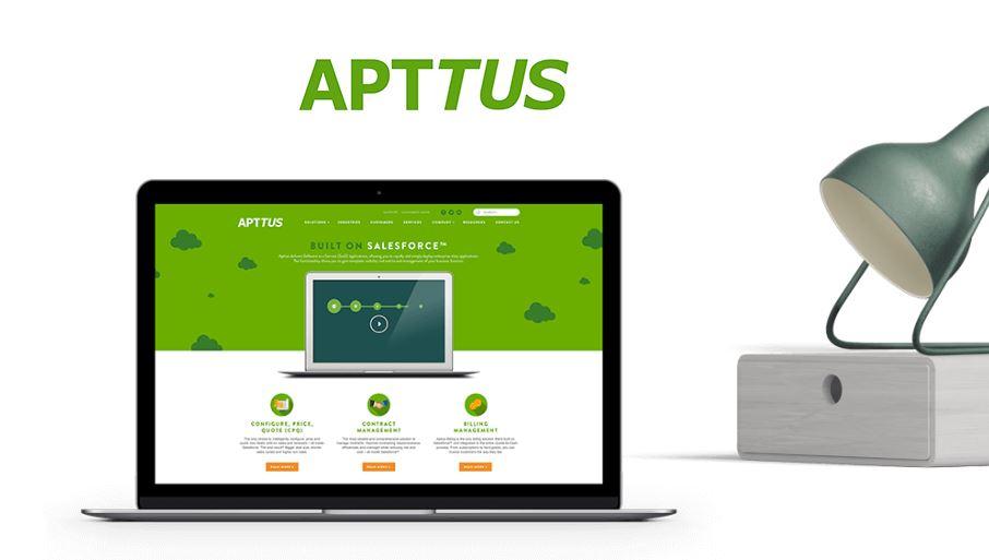 Apttus Website Localisation and Print
