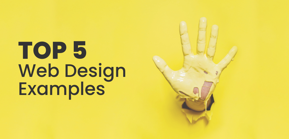 Best Web Design Examples November 2019