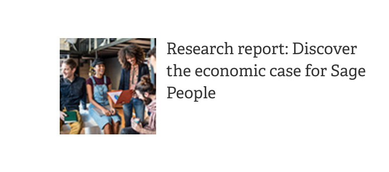 SagePeople Article research report