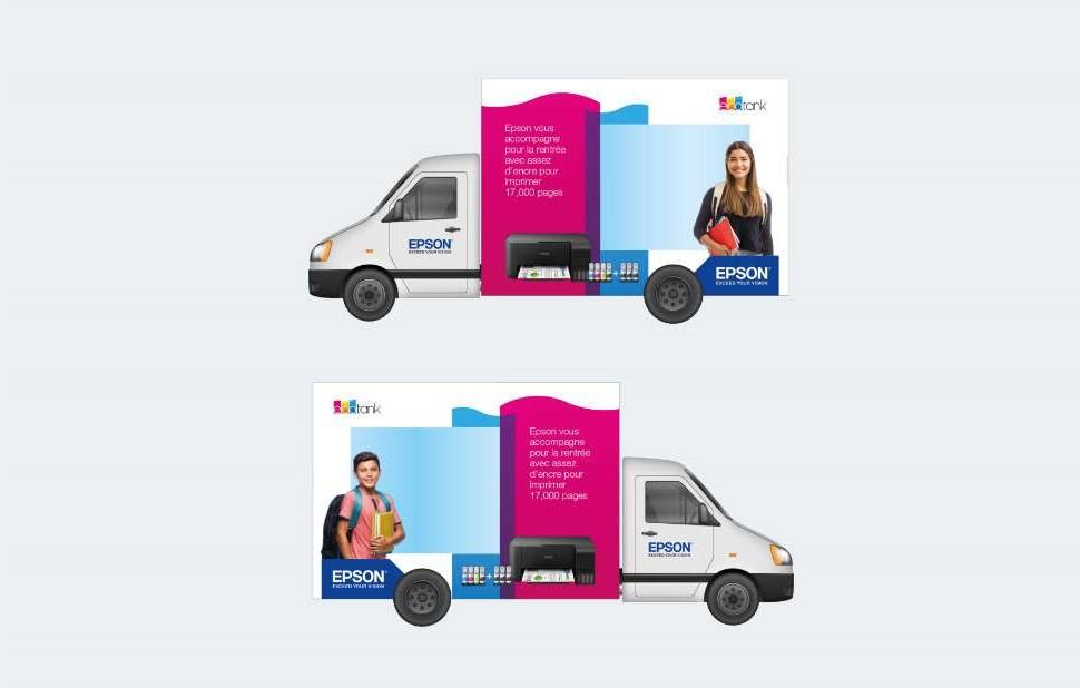 Ecotank Vans Large Design Print