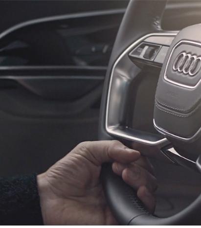 Audi Media Banner Adverts