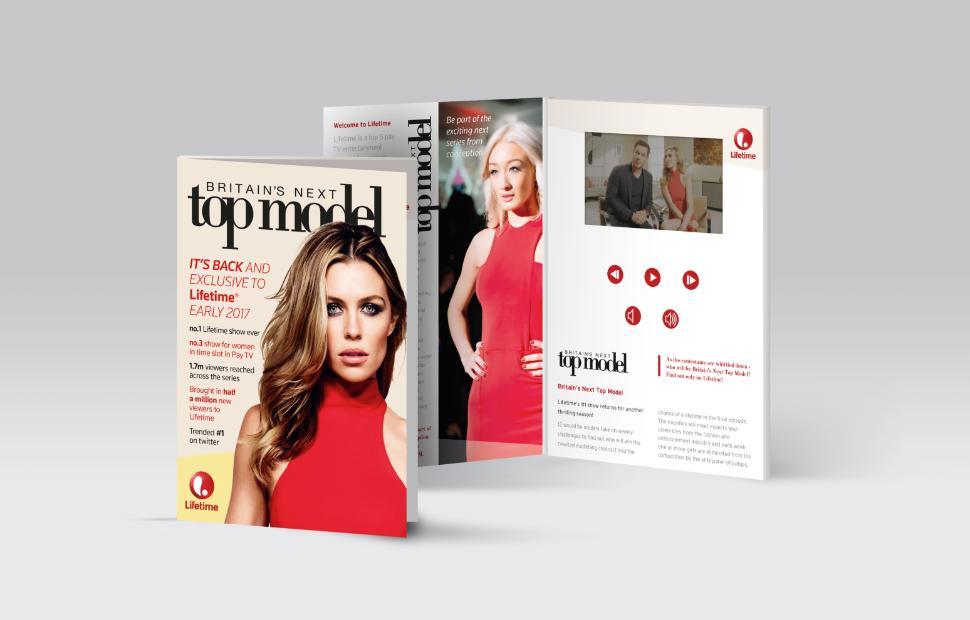 Top Model Brochures