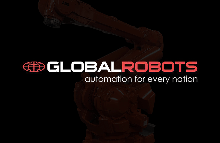 Global Robots Logo