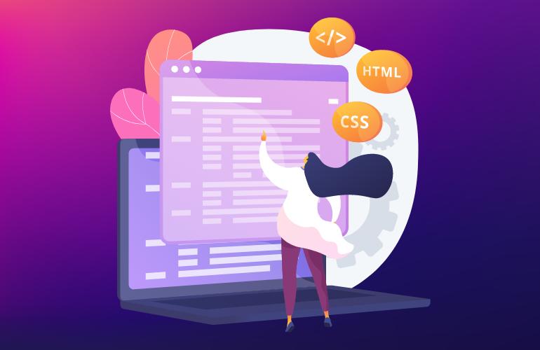 Coding html css