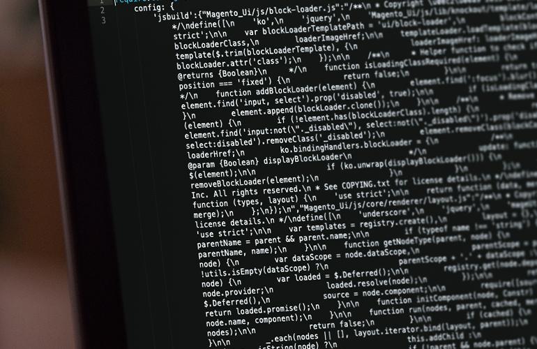 Avoid JS bundling