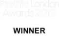 prolific london awards logo