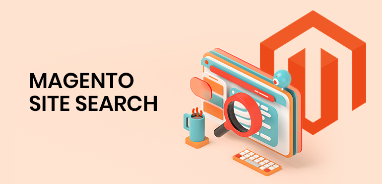 Magento site search